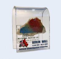 city souvenir souvenirs aus deiner stadt piece of the berlin wall medium. Black Bedroom Furniture Sets. Home Design Ideas