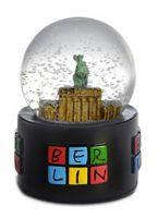 city souvenir souvenirs aus deiner stadt snowglobe berlin brandenburg gate. Black Bedroom Furniture Sets. Home Design Ideas