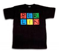 city souvenir souvenirs aus deiner stadt t shirt berlin logo black. Black Bedroom Furniture Sets. Home Design Ideas