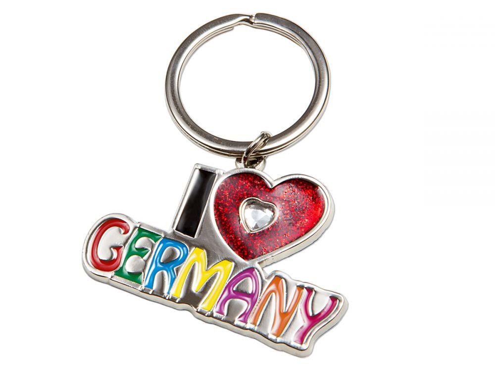 city souvenir souvenirs aus deiner stadt schl sselanh nger i love germany. Black Bedroom Furniture Sets. Home Design Ideas