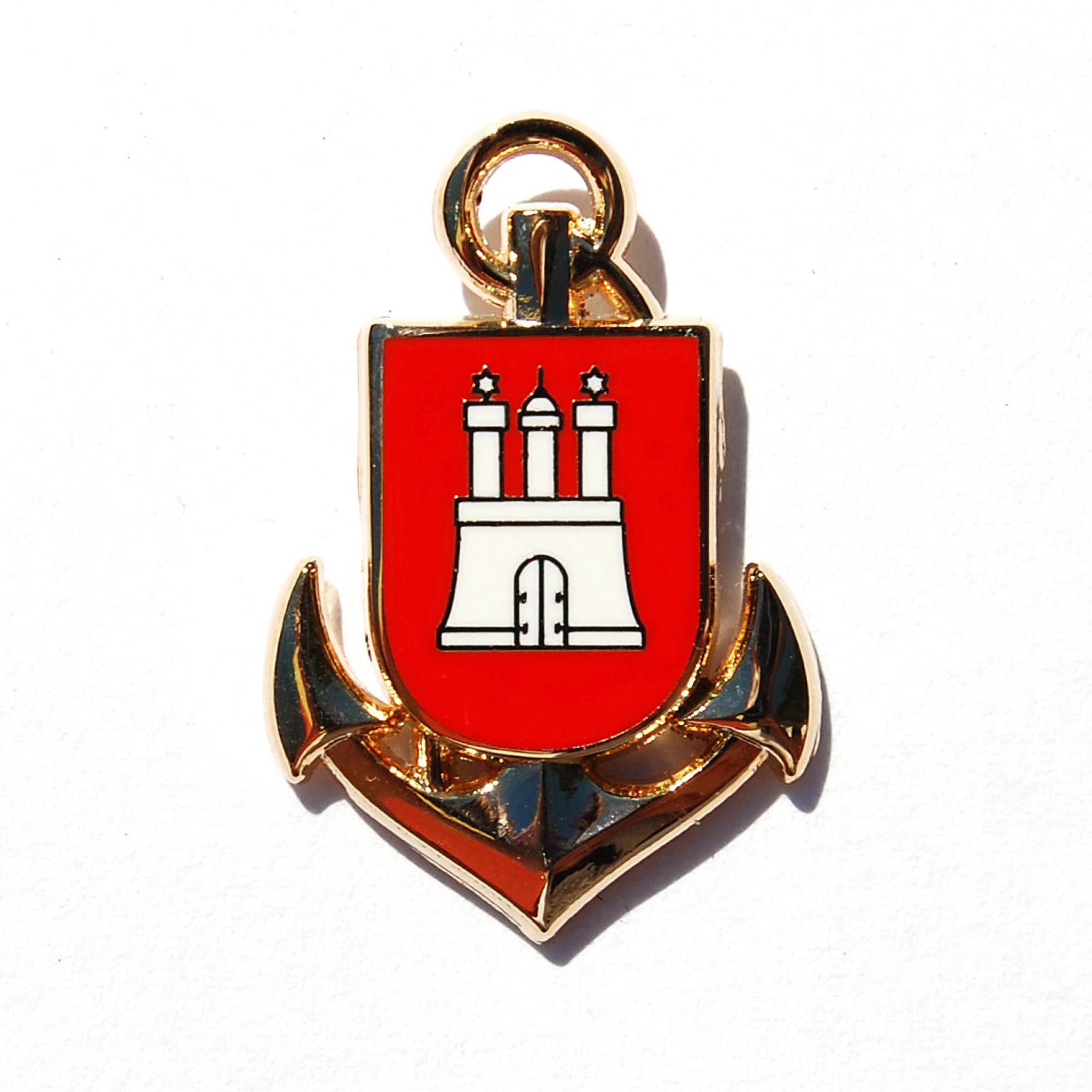 City souvenir souvenirs aus deiner stadt pin for Souvenir shop hannover